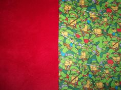 Teenage Mutant Ninja Turtle & Your Choice of by LillyBellsBowtique, $35.00