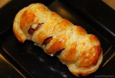 Elegante Würstchen in Blätterteig | Rezepte rund ums Backen von Muffins, Cupcakes, Kuchen &Co. auf nachtbacken.wordpress.com