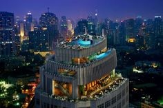 Octave, Bangkok: Octave Rooftop Bar & Lounge, Marriott Sukhumvit Hotel