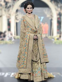 HSY Clothing - Sharara, Pakistani