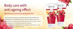 #Lavera #Cranberry skincare range - perfect for #dry & #ageing skins http://www.theremustbeabetterway.co.uk/eczema.html