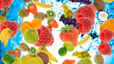 Fruits and Water HD 1080p Wallpapers Download