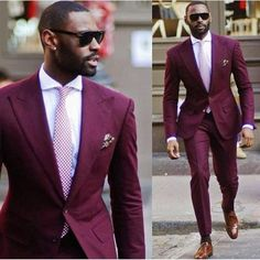 New Design Wedding Men Suits terno masculino burgundy Mens Suit Tuxedo 2 piece Slim Fit Prom smoking kingsman costume homme Dress Suits For Men, Men's Suits, Prom Suits For Guys, Groom Tuxedo, Tuxedo For Men, Wedding Men, Wedding Suits, Wedding Groom, Wedding Tuxedos