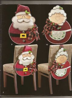 Christmas Ornaments, Holiday Decor, Home Decor, Ideas, Wreaths, Yule, Center Pieces, Cases, Felting