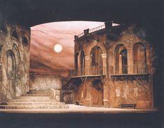 Carmen | Set & Scenery Rental | Utah Opera