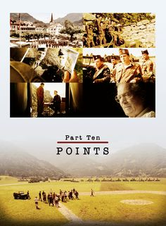 Band of Brothers Part Ten Points