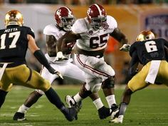 Alabama crushes Notre Dame to win BCS National Championship Game! #Roadto15