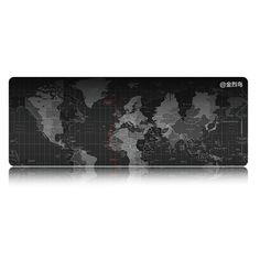 Large Keyboard Mouse Pad Map Cartoon Sewing Edge Heroes Head Portrait Lion Captain Fox Gray Blind Monk Precision Mouse pad LOL