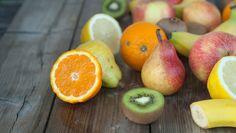 Fruktsalat når du har lyst på noe sunt og godt