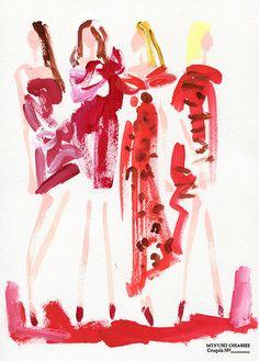 Viktor & Rolf Fall 2014 Couture, by Miyuki Ohashi