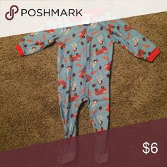 Boys Footed Pajamas Footed Pajamas in size 24 months. These still have lots of life left in them. I will sell all of them in a bundle to save on shipping and make a little discount. Just bundle them and make an offer and I'll counter with the discount. Pajamas