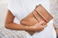 Clutch purse