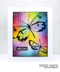 New diy paper butterflies distress ink ideas Penny Black Cards, Penny Black Stamps, Paper Butterflies, Butterfly Cards, Card Patterns, Felt Patterns, Distress Ink, Distress Oxides, Some Cards