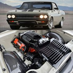 980hp? Yea I\'m okay with that. Ringbrothers #chevelle #ringbrothers #lsnation…
