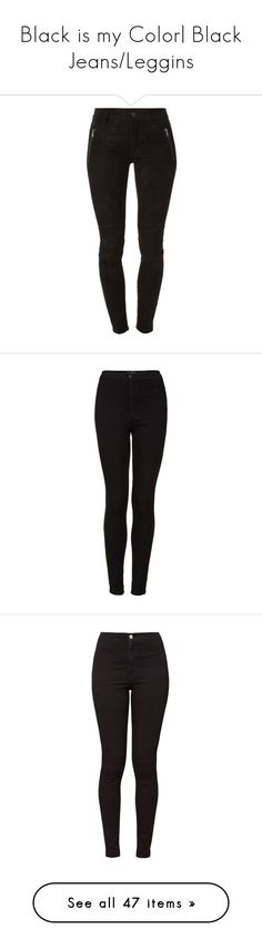 """Black is my Color