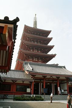 Tokyo Temple - I will see one of these someday.