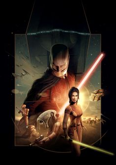 Star Wars Knights of the Old Republic Game! My First Love of Gaming Geekery. Greatest game of all time!!!