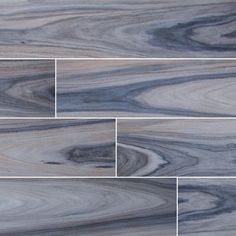 Bring a rustic stone look to your living space with the selection of this MSI Sardinia Azul Glazed Porcelain Floor and Wall Tile. Wood Tile Floors, Wood Floor, Diy Pallet Wall, Bathroom Renovations, Bathroom Ideas, Bathroom Plants, Bathroom Storage, Rustic Stone, Pallet Painting