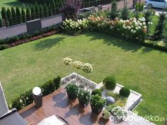 Ogród Tosi - strona 333 - Forum ogrodnicze - Ogrodowisko Modern Outdoor Furniture, Outdoor Decor, Landscape Design, Garden Design, Home Landscaping, Backyard Patio, Garden Inspiration, Beautiful Gardens, Garden Plants