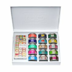 #Keep calm and #drink #tea  - The Collection gift box offers tea-lovers a selection of the very best @Kusmi Tea @My Child World € 69.00