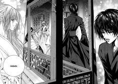 Manga La novia del Dios del agua Capítulo 90 Página 15