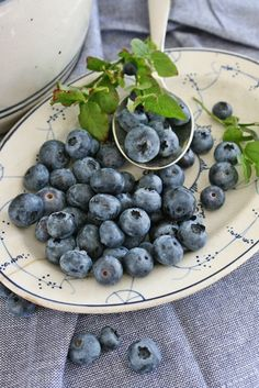 Fresh  Bluberries ..Yumm #Antioxidant
