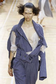 Vivienne Westwood, Spring-Summer 2018, London, Menswear