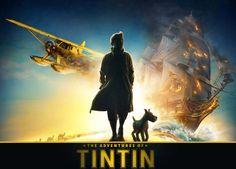 TinTin - my celebrity look-alike. #MoviesforDogs