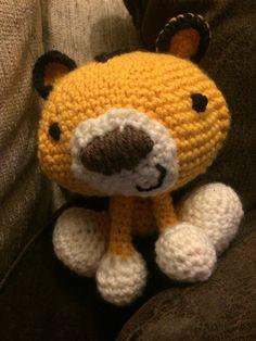 Kleiner Tiger fürs Baby