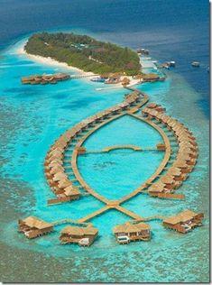 Lily beach resort, maldvies. Someone take me here please