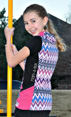 Cowl Neck Top for a Teen   Hibernis PDF Pattern by Sofilantjes   http://from-a-box.com/2016/01/15/cowl-neck-top-for-a-teen   a Stylish & Fitted top in knit fabric with a removable cowl or scarf at the neck, princess seams on the side, and pockets on the sides. Perfect to Sew for a Teen.