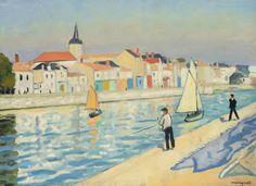 Albert Marquet , 1875-1947