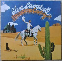 """Glenn Campbell """"Rhinestone Cowboy"""""""