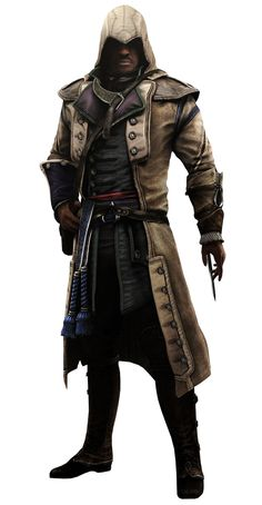 Achilles Davenport - Characters & Art - Assassin's Creed Rogue
