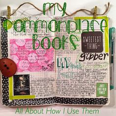 Nairobi Nicole: My Commonplace Books- How I Use Them – ThePins Art Therapy Projects, Book Projects, Love Journal, Junk Journal, Men Of Letters, Art Journal Inspiration, Journal Ideas, Commonplace Book, Glue Book