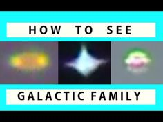 How To Summon ET lightships - Extraterrestrial Appearance