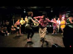 ULHS 2012 - Jack and Jill Finals - Ultimate Lindy Hop Showdown - YouTube