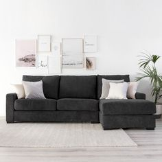 Lane sofá Couch, Furniture, Home Decor, Houses, Lounges, Home, Gray, Settee, Decoration Home