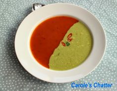 Duet of Soups by Carole's Chatter