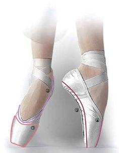 ABC Danzar: Cómo elegir la zapatilla correcta
