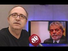 """""""Acusação pega na testa do Lula"""", diz Reinaldo, sobre delação de Cerveró"""