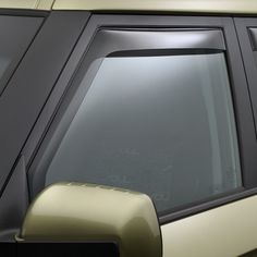 WeatherTech 80518 Series Dark Smoke Front Side Window Deflectors - Side Window Deflectors WeatherTech(R) Side Window Deflectors, offer fresh air enjoyment with an original equipment look, installing within the window channel. They are crafted from the finest 3mm acrylic material available. Installation is quick and easy, with no exterior tape needed. WeatherTech(R) Side Window Deflectors are precision-machined to perfectly fit your vehicle's window channel. These low profile window…