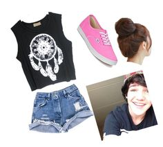 """""""Day with Aaron"""" by lizzy-hagler on Polyvore"""