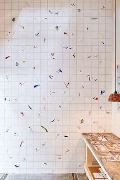 Cut-out Tiles : Original