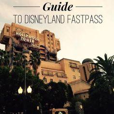 disneyland fastpass system guide