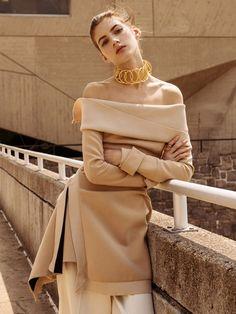 Валери Кауфман для Vogue Russia (Интернет-журнал ETODAY)