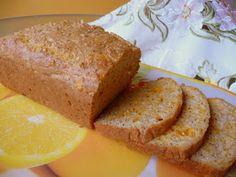 SPLENDID LOW-CARBING BY JENNIFER ELOFF: CHEDDAR SANDWICH BREAD