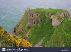 Sea Cliff, Honeymoon Places, Multiple Images, Scottish Castles, Scotland Uk, Places Of Interest, Monument Valley, Stock Photos, Building