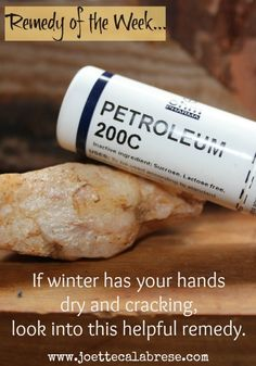 """Cracked Skin: How to Get Rid of the """"Ruff"""" Stuff Address winter-weathered skin naturally with homeopathy! ~Address winter-weathered skin naturally with homeopathy! Holistic Remedies, Homeopathic Remedies, Health Remedies, Home Remedies, Natural Remedies, Homeopathy Medicine, Holistic Medicine, Natural Medicine, Beauty"""