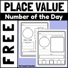 This packet contains two pages for students to practice number sense activities for the numbers 1-100 as well as a chart for learning to write the number names. Number Words: I use this as a chart on the wall for her to look at to determine the number name of each number we work with.Number of the ... Learning To Write, Teaching Math, Teaching Resources, Number Sense Activities, Math Activities, Number Words Chart, Numbers 1 100, Math Drills, Tens And Ones